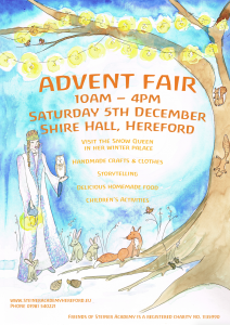 advent fair front